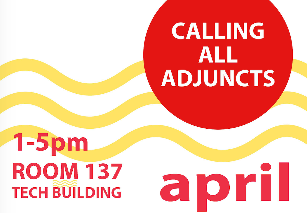 April 5th Adjunct Gathering